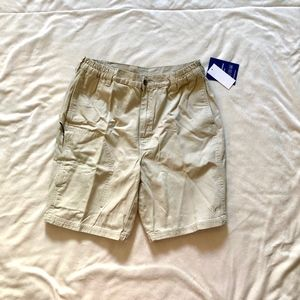 White Sierra Cargo shorts